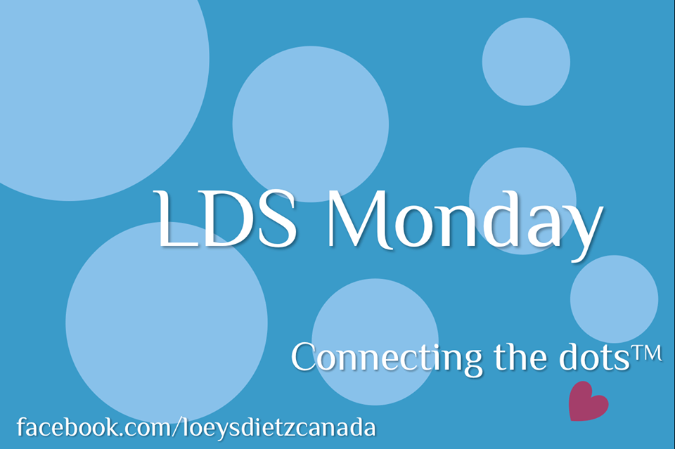 LDS Monday Graphic